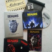 Demons Tin Box