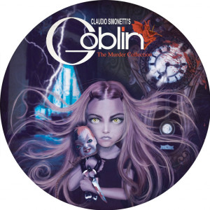 MUR. COL. PICTURE DISC